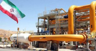 إيران تتوقع انخفاض صادرات النفط بنحو 1.5 مليون برميل يوميًا.
