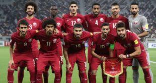 قطر تفوز على كوريا الشمالية وتبلغ دور الـ16 لكأس آسيا.
