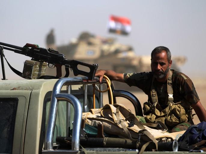 عن إمكانية حصر السلاح في يد الدولة العراقية!
